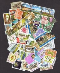 50 different Norfolk Island packet